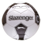 SLAZENGER Топки SLAZ FOOTBALL SIZE 5 WHITE/BLACK