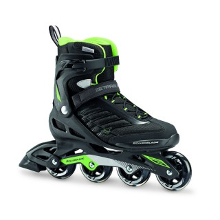 ROLLERBLADE Ролери ZETRABLADE BLACK/GREEN