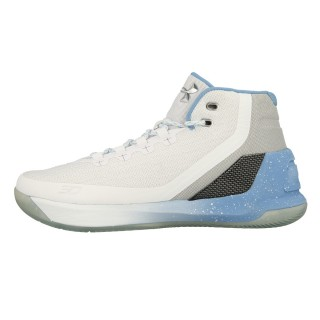 UNDER ARMOUR Спортни обувки CURRY 3-WHT