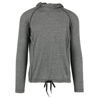UNDER ARMOUR Тениски с дълъг ръкав T-SHIRT-THREADBORNE TRAIN HOOD TWIST