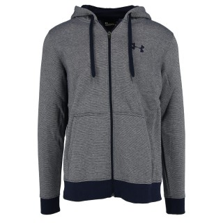 UNDER ARMOUR No Name 1 HOODIE-RIVAL EOE FITTED FULL ZIP