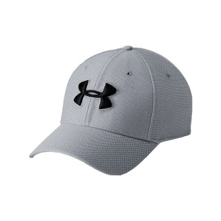 UNDER ARMOUR Шапки с козирка MENS HEATHERED BLITZING 3