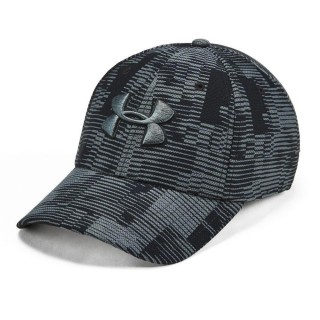 UNDER ARMOUR Шапки с козирка MEN`S PRINTED BLITZING 3.0