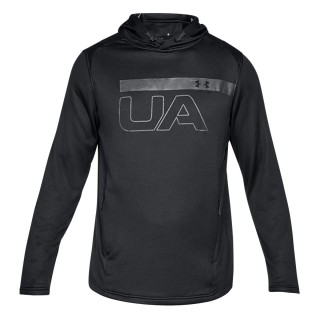 UNDER ARMOUR Блузи TOPS-MK1 TERRY GRAPHIC HOODIE