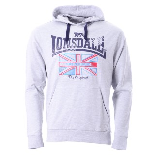 LONSDALE Суитшърти с качулка LONSDALE HOODY WITH KANGAROO POCKET SNR