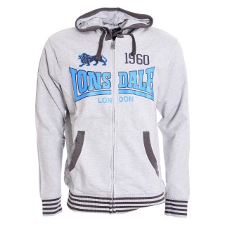LONSDALE Суитшърти с качулка LONSDALE FULL ZIP HOODY SNR