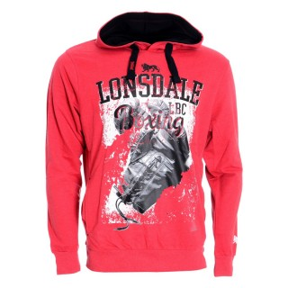 LONSDALE Суитшърти с качулка HOODY WITH KANGAROO POCKETS