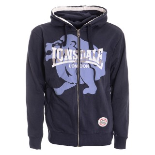 LONSDALE Суитшърти с качулка LONSDALE MENS LION FULL ZIP HOODY