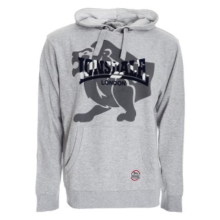 LONSDALE Суитшърти с качулка LONSDALE MENS LION  HOODY