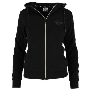 LONSDALE Суитшърти с цип LONSDALE LADIES FULL ZIP HOODY