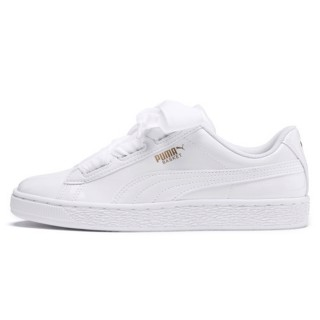 PUMA Спортни обувки PUMA BASKET HEART PATENT JR