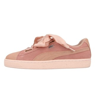 PUMA Спортни обувки PUMA BASKET HEART PEBBLE WN S