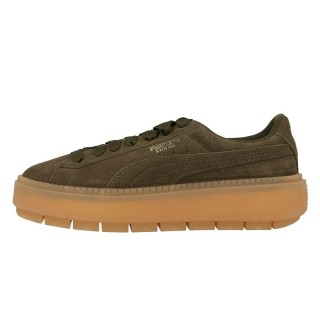 PUMA Спортни обувки PUMA SUEDE PLATFORM RUGGED WN S