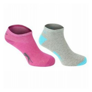SLAZENGER Чорапи 5PK TRAINER SOCK 10  MULTI LADIES 4-8