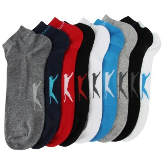 SLAZENGER Чорапи 5PK TRAINER SOCK 10  COLOURED LADIES 4-8