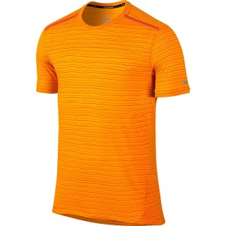 NIKE Тениски DF COOL TAILWIND STRIPE SS