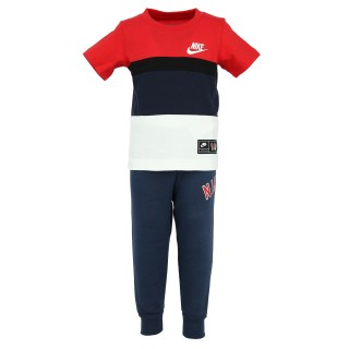 Nike- Haddad Комплекти - Сет NKB AIR SS TEE AND JOGGER SET