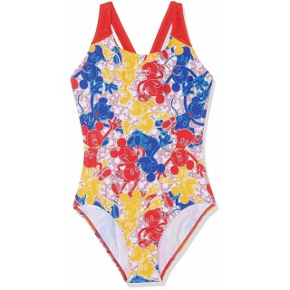 SPEEDO Бански ALV SPBK JF BLUE/RED