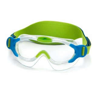 SPEEDO Очила за плуване SEA SQUAD MASK JU BLUE/GREEN
