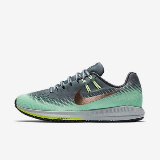 NIKE Спортни обувки W AIR ZOOM STRUCTURE 20 SHIELD