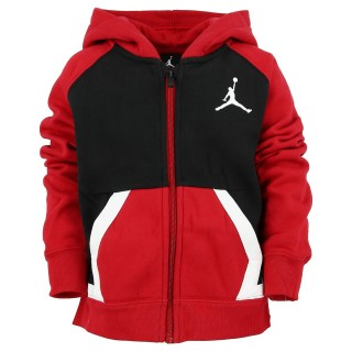Nike- Haddad Горнища JDB DIAMOND FLEECE FZ HOODIE