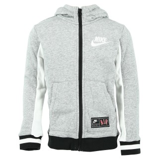 Nike- Haddad Суитшърти с цип NKB NIKE AIR SUEDED FLEECE FZ