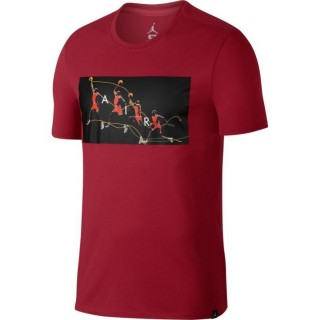 NIKE Тениски M JBSK DF FLIGHT PHOTO TEE