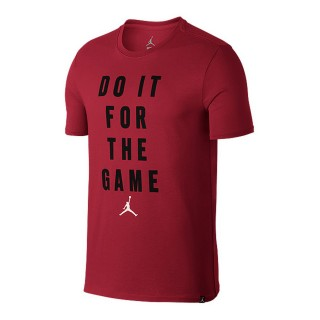 NIKE Тениски M JMTC FOR THE GAME VERBIAGE T