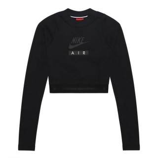 NIKE Блузи W NSW TOP LS CROP AIR