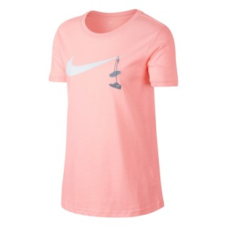 NIKE Тениски W NSW TEE SWSH SHOES EMBRD