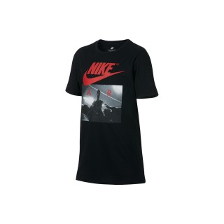 NIKE Тениски B NSW TEE AIR HUDDLE