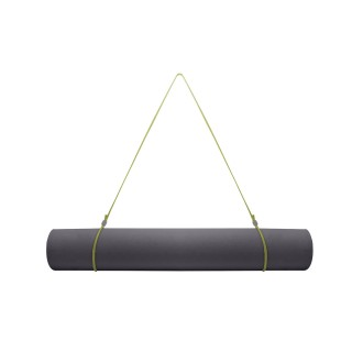 Nike- JR Постелки за йога FUNDAMENTAL YOGA MAT (3MM) ANTHRACITE/VOLTAGE GREEN/ANTHRACITE