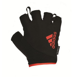 UNIQ Ръкавици за фитнес ESSENTIAL GLOVES - EXTRA LARGE  RED