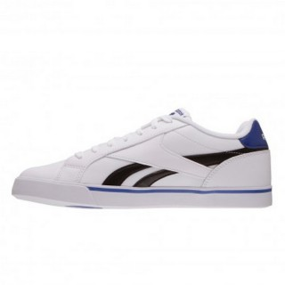 REEBOK Спортни обувки REEBOK ROYAL COMPLE WHITE/BLACK/COLL ROY