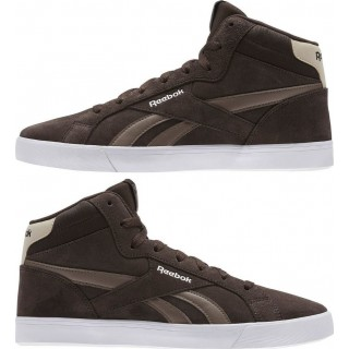 REEBOK Спортни обувки REEBOK ROYAL COMPLE DK BROWN/S.GRY/STU/W
