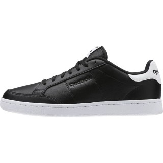 REEBOK Спортни обувки REEBOK ROYAL SMASH  BLACK/BLACK/WHITE