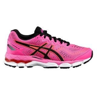 ASICS Спортни обувки GEL-KAYANO 23 GS HOT PINK/BLACK/WHITE