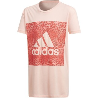 ADIDAS Тениски YG LOGO LOOSE T     HAZCOR/REACOR