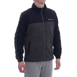 CHAMPION Якета MENS JACKETS 901.BLACK/GREY