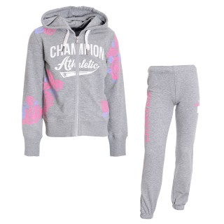 CHAMPION Спортни екипи GIRLS BTS SWEATSUIT