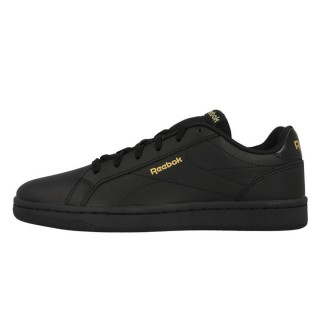 REEBOK Спортни обувки REEBOK ROYAL COMPLE BLACK/GOLD MET