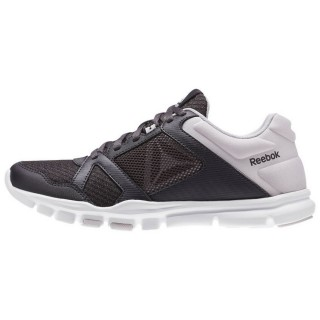 REEBOK Спортни обувки YOURFLEX TRAINETTE  SMOKY VOLCANO/QUARTZ