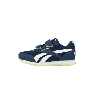 REEBOK Спортни обувки REEBOK ROYAL CLJOG  WASHED BLUE/WHITE/LI