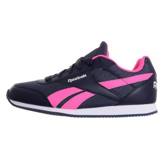 REEBOK Спортни обувки REEBOK ROYAL CLJOG  COLLEGIATE NAVY/ACID