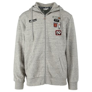 ELLESSE Суитшърти с цип MENS ITALIA FULL ZIP HOODY