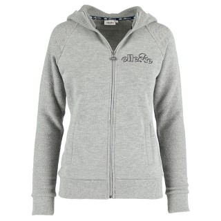 ELLESSE Суитшърти с цип LADIES ITALIA FULL ZIP HOODY
