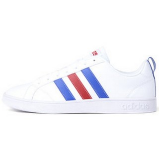 ADIDAS Спортни обувки VS ADVANTAGE        FTWWHT/BLUE/POWRED