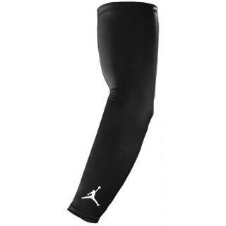 Nike- JR некласифициран JORDAN SHOOTER SLEEVES L/XL BLACK/WHITE