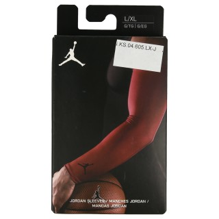 Nike- JR некласифициран JORDAN SHOOTER SLEEVES L/XL GYM RED/BLACK