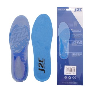 J2C Стелки J2C GEL INSOLE/BLUE/WOMAN SIZE
